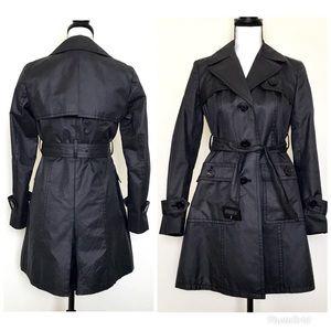 Anne Klein Trench Coat, Size PP